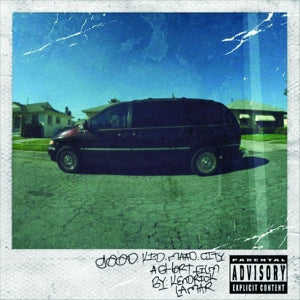 Kendrick Lamar - Good Kid (2 LPs)