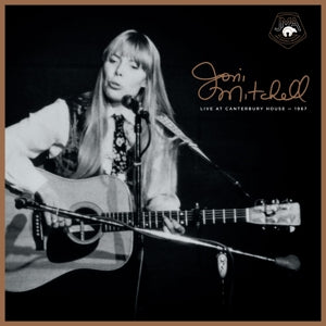 Joni Mitchell - Live At Canterbury House 1967 (3 LPs)