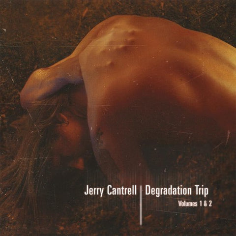 Jerry Cantrell - Degradation Trip 1&2  (4 LPs)