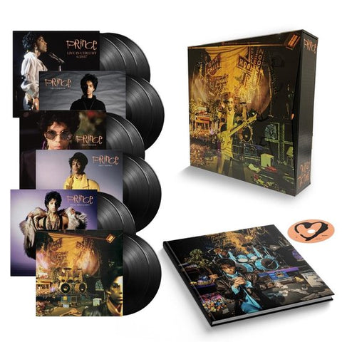 Prince - Sign O' The Times  (13 LPs+DVD Boxset)