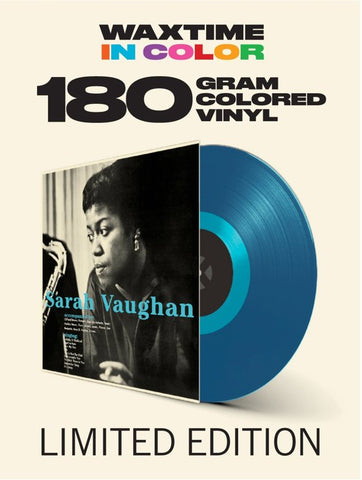 Sarah Vaughan - With Clifford Brown  (LP)