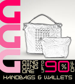 Handbags,Wallets,Clutches & More