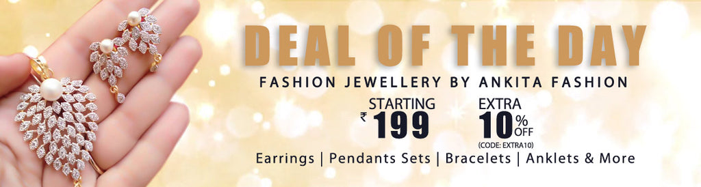 Deal of the Day..  Starting 199 + EXTRA 10% Off