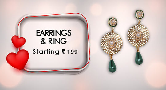 Earrings & Ring-Starting 199