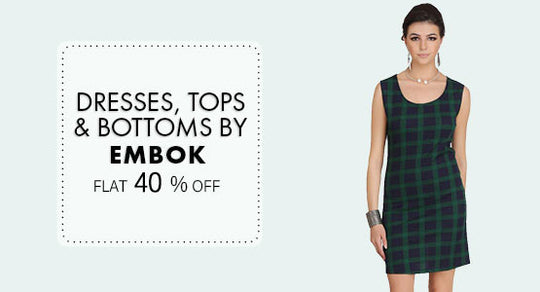 Tops, Bottoms & Dresses By EMBOK
