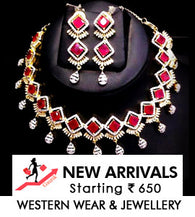 Gaurik-Western wear & Jewellery-Starting 650