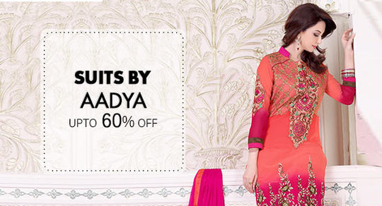 Suits By Aadya
