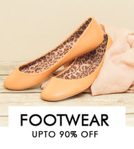Footwear-upto 90% off