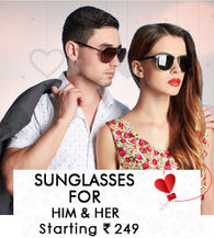 Sunglasses For Him & Her-Starting  249