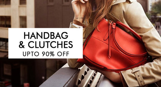 Handbag & Clutches - Upto 90% off