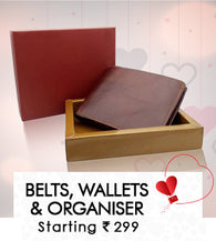 Wallets & Belts-valentines Day