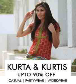 Kurta & Kurtis - Georgette / Cotton