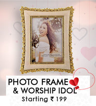 Worship Idol & Photo Frame-Starting  199