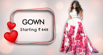 Gowns for Date Look-Starting 449