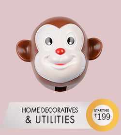 Home Decoratives & Utilities