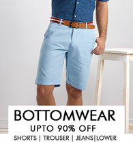 Men Bottomwear Collection