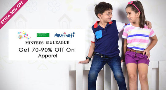 Kids Apparel-New Arrival Sale