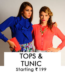 Tops & Tunic - Starting -199