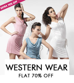 WESTERN WEAR-Dresses,Tops,Tunic,Bottoms & More