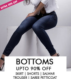 Women Bottomwear : Jeggings,Leggings & More
