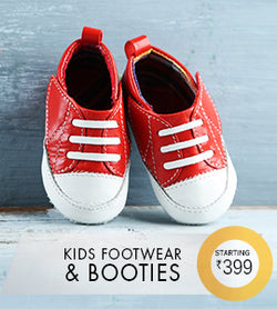Kids Footwear & Booties