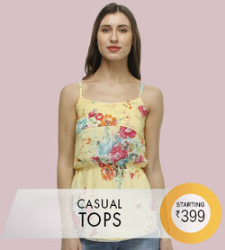Women_Casual Tops