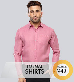 Men_Formal Shirts