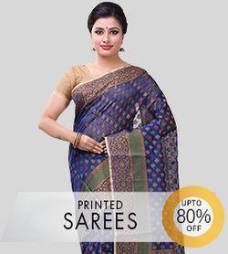 Printed & Traditional Sarees
