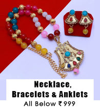 Necklace, Bracelets & Anklets : All Below 999/-