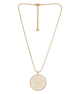 BAUBLE BURST 1 Pendant with chain and earring