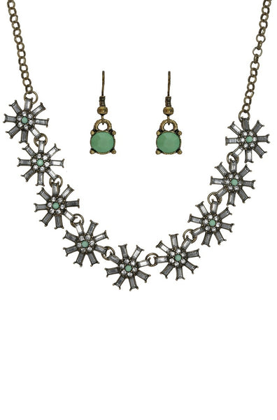 BAUBLE BURST Necklace and Earrings-100000966976