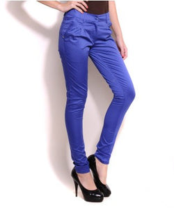 Cottinfab Blue Trouser
