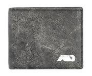 Annodyne Men's MULTICOLOR AGUSTINE Genuine Leather Wallet $ R_A504WM_BLK_WX