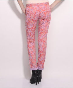 Elle Pink-Purple Trouser