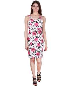 Spaghetti floral dress $ 2sis245-30