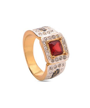 Cherry Stone Sparkle Ring-JSENRIN1848S