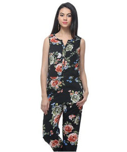 Free Spirit Multicolor Jumpsuit