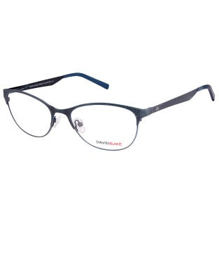 David Blake Matte Blue Cateye Full Rim EyeFrame