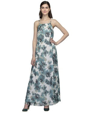 Oxolloxo Multicolor Maxi Dress