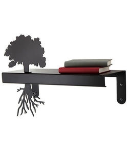 THE NEW LOOK Tree Wall Shelf-100000813543