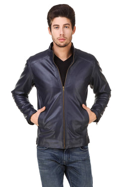 Smerize Men's Wolverine Faux Leather Jacket $ 11SM