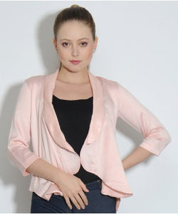 Elle Peach S/S Jacket