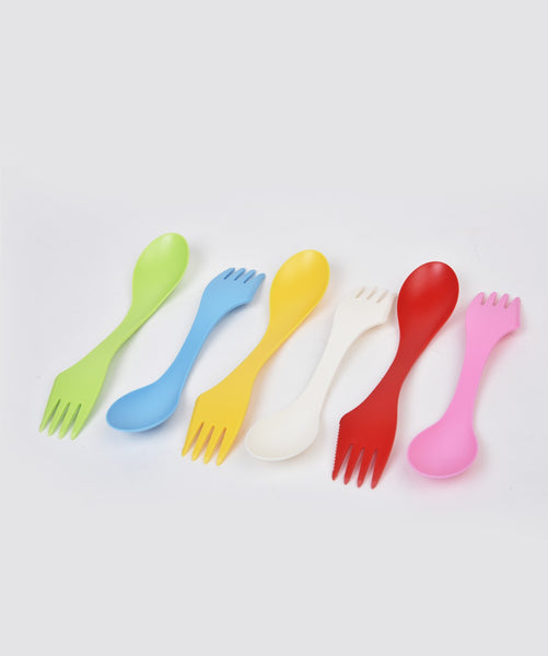 Quirk Works Knife,Fork And Spoon Set-100000829844
