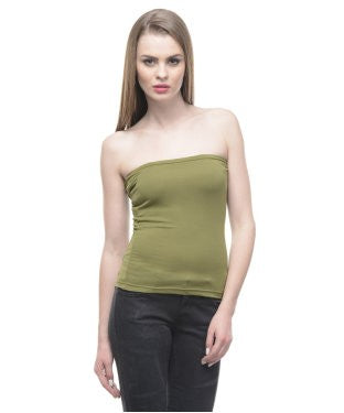 Alcott Mehandi Tube Top