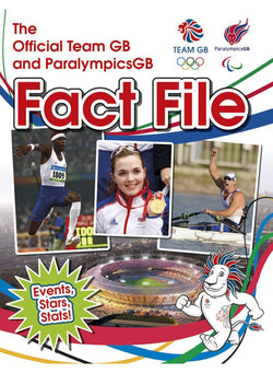 The Official Team GB and ParalympicsGB Fact File