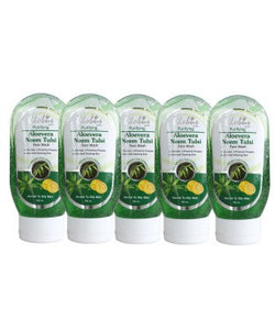 Globus Aloe Vera Neem Tulsi Face Wash Pack of 5