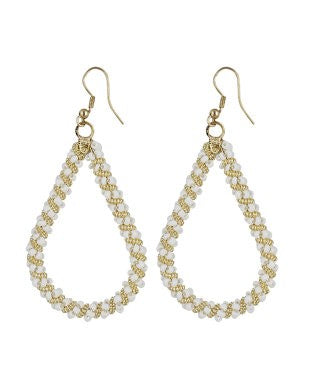 aradhya GCN920 Beads Alloy, Metal Dangle Earring
