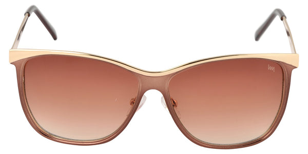 Lawman UV Protected Brown Unisex Sunglasses-LawmanPg3 Sunglasses LM4510 C4 (Brown)