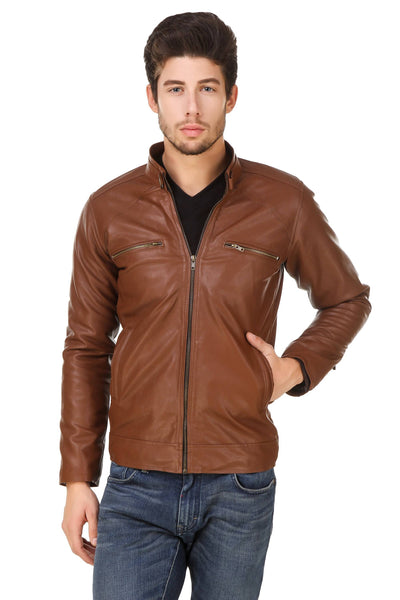 Smerize Men's Wolverine Faux Leather Jacket $ 3SME