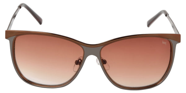 Lawman UV Protected Brown Unisex Sunglasses-LawmanPg3 Sunglasses LM4510 C3 (Brown)